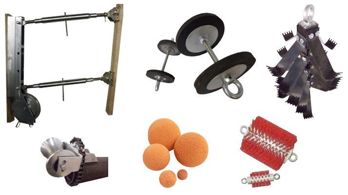 accessoires reseaux VRD