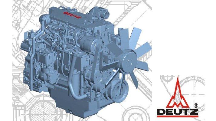 moteur deutz concasseur rebel