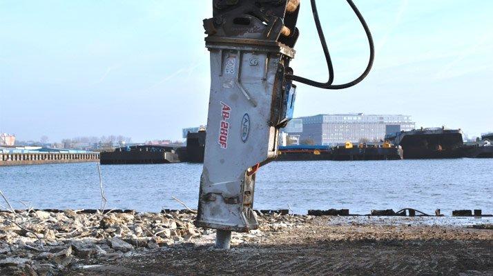 marteau hydraulique BRH
