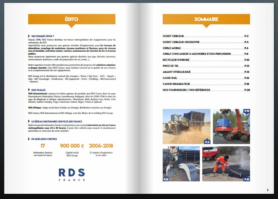 catalogue recyclage rds france