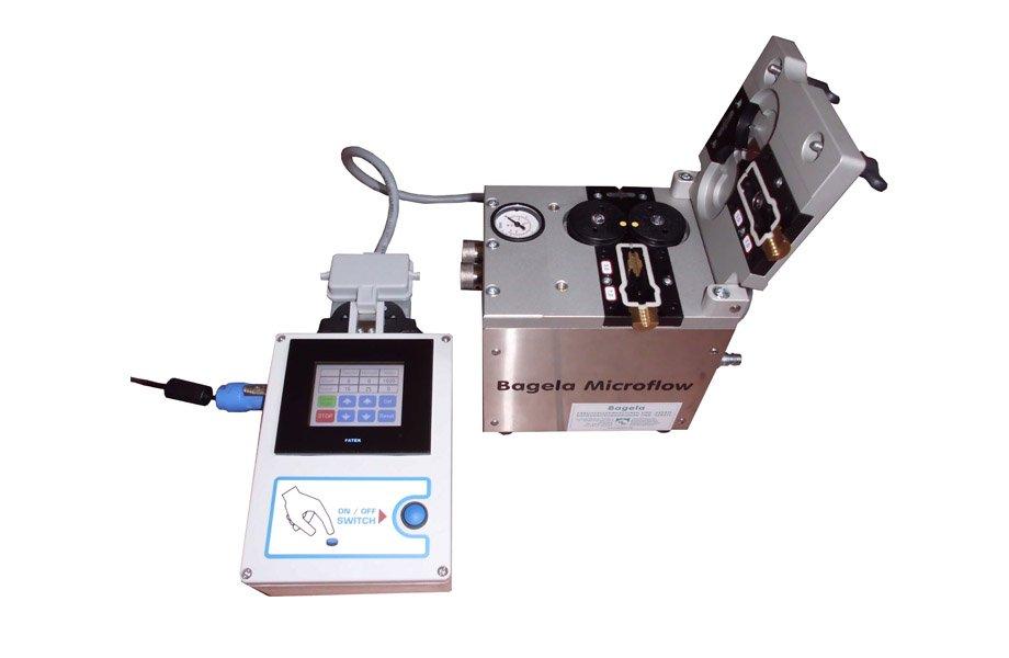 fibre optique microflow bagela