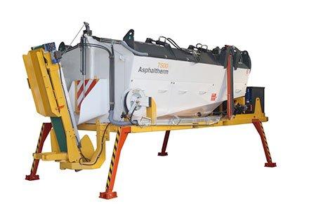 Asphaltherm MSTEC - RDS France, spécialiste du matériel TP