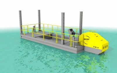 Barge de transport CDO INNOV