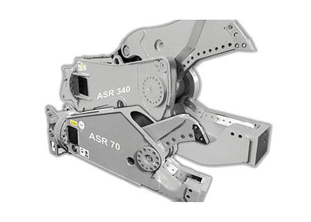 Cisaille Hydraulique lourde AJCE - RDS France, spécialiste du matériel TP