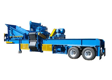 Concasseur roues RR equipment - RDS France, spécialiste du matériel TP