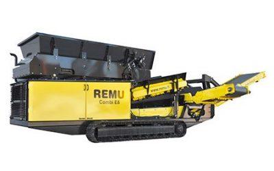 Cribleur combi E8 REMU