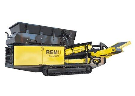 Crible mobile E8 REMU - RDS France, spécialiste du matériel TP