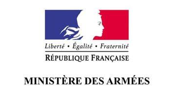 Référence RDS France - Ils nous font confiance Ministère des Armées