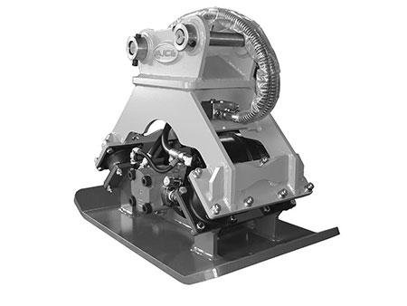 Plaque Compactage vibrante AJCE - RDS France, spécialiste du matériel TP