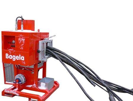 Recycleur cables Bagela - RDS France, spécialiste du matériel TP