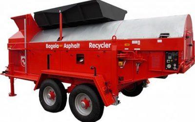 Recycleur d'enrobé BAGELA