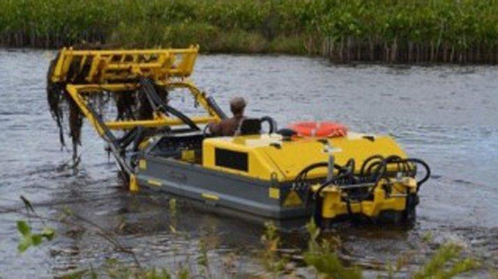 Bateau porte outils CDO INNOV - RDS France, spécialiste du matériel TP