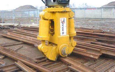 Casse rails de chemin de fer PENDERSONS