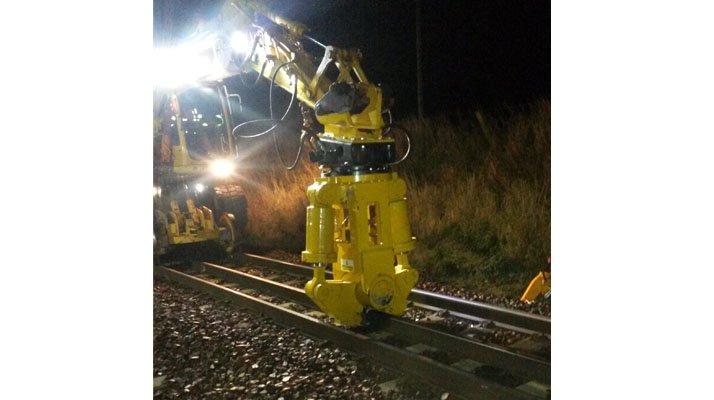 casse rail Pendersons maintenance de voies ferrées - RDS France, spécialiste du matériel TP