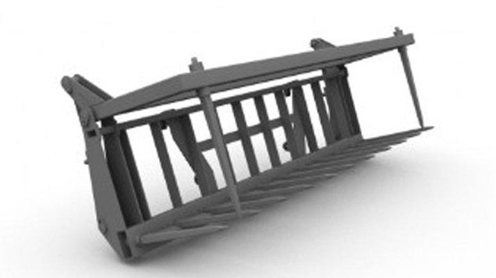 Fourche arrachage bateau porte outils CDO INNOV - RDS France, spécialiste du matériel TP