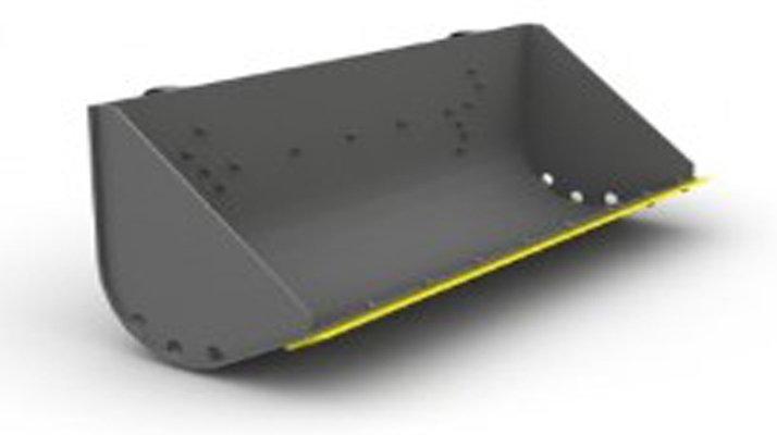 Godet aluminium bateau porte outils CDO INNOV - RDS France, spécialiste du matériel TP
