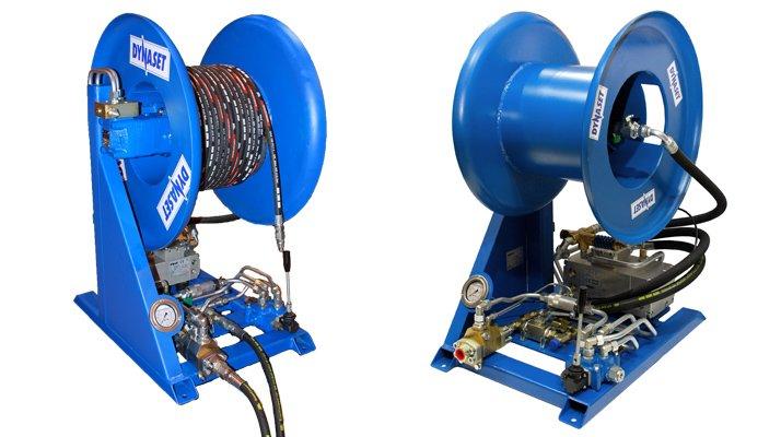 Nettoyeur haute pression hydrocurage Dynaset - RDS France, spécialiste du matériel TP