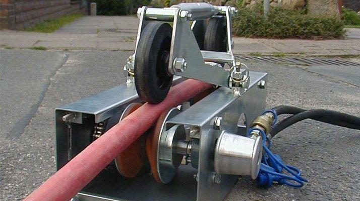 Pousseur câble Bagela BKS400 - RDS France, spécialiste du matériel TP
