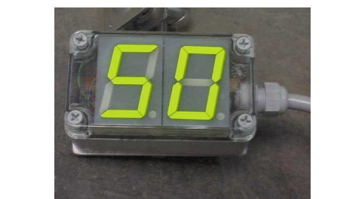 écran de contrôle silo doseur - RDS France, spécialiste du matériel TP