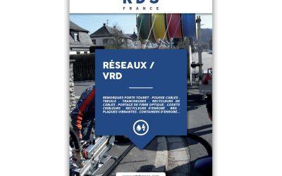 Catalogue Réseaux-VRD