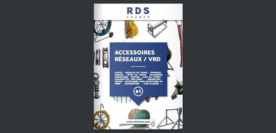 catalogue accessoires réseaux VRD