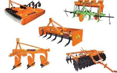 OUTILS AGRICOLES FIELDKING