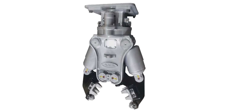 Mini broyeur béton hydraulique multi mâchoires