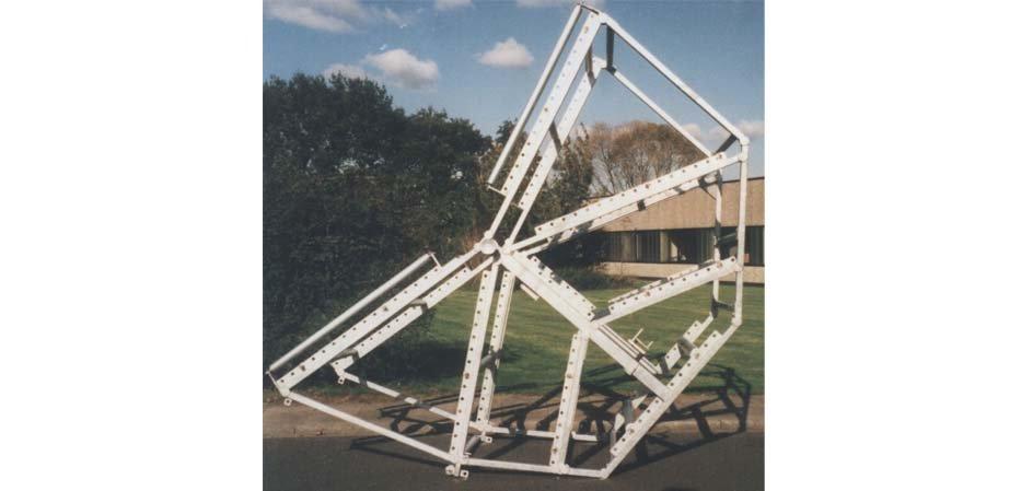 Cage de déroulage large pour couronne 3900mm