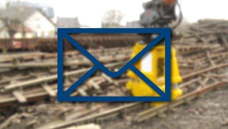Newsletter septembre 2019 casse rail Pendersons