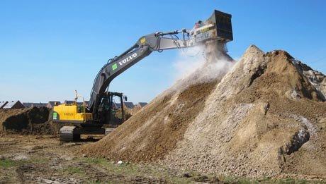 stabilisation de sol / ateliers de chaulage RDS France