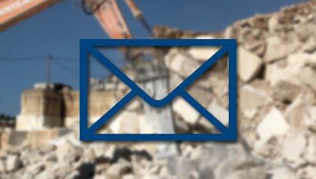 Newsletter Octobre 2019 - BRH AJCE chantier de démolition et carrières