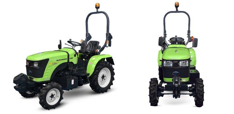 Micro-mini tracteur agricole Preet 20cv