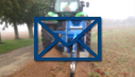 Novembre 2019 - Trancheuse pour tracteurs
