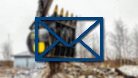 Godet concasseur REMU - Newsletter Mars 2020