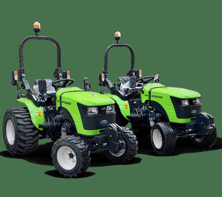 Deux mini tracteurs Preet - RDS France