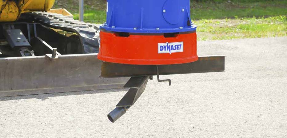 aimant hydraulique dynaset : magnetisation