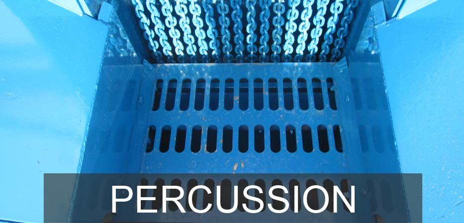 Concasseur à percussion Rebel