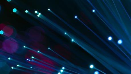 Déploiement de la fibre optique en France