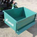 Bennette basculante pour micro tracteur Preet