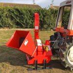 Broyeur de branches et végétaux - Outils micro tracteur