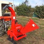 Broyeur de branches pour micro tracteur Preet