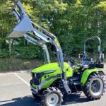 Chargeur frontal pour micro tracteur Preet