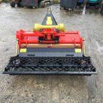 Enfouisseur de pierre pour micro tracteur Preet