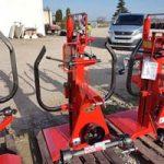 Fendeuse de buche pour micro tracteur Preet