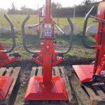 Fendeuse de buches - Outils micro tracteur