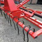 Herse de carrière pour micro tracteur Preet