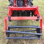 Herse rotative - Outils micro tracteur Preet