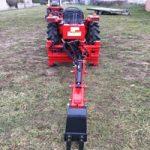 Pelle rétro pour micro tracteur Preet