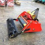 Préparateur de sol - outils micro tracteur