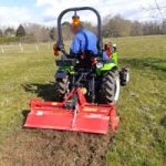 Rotavator - Outils pour micro tracteur Preet